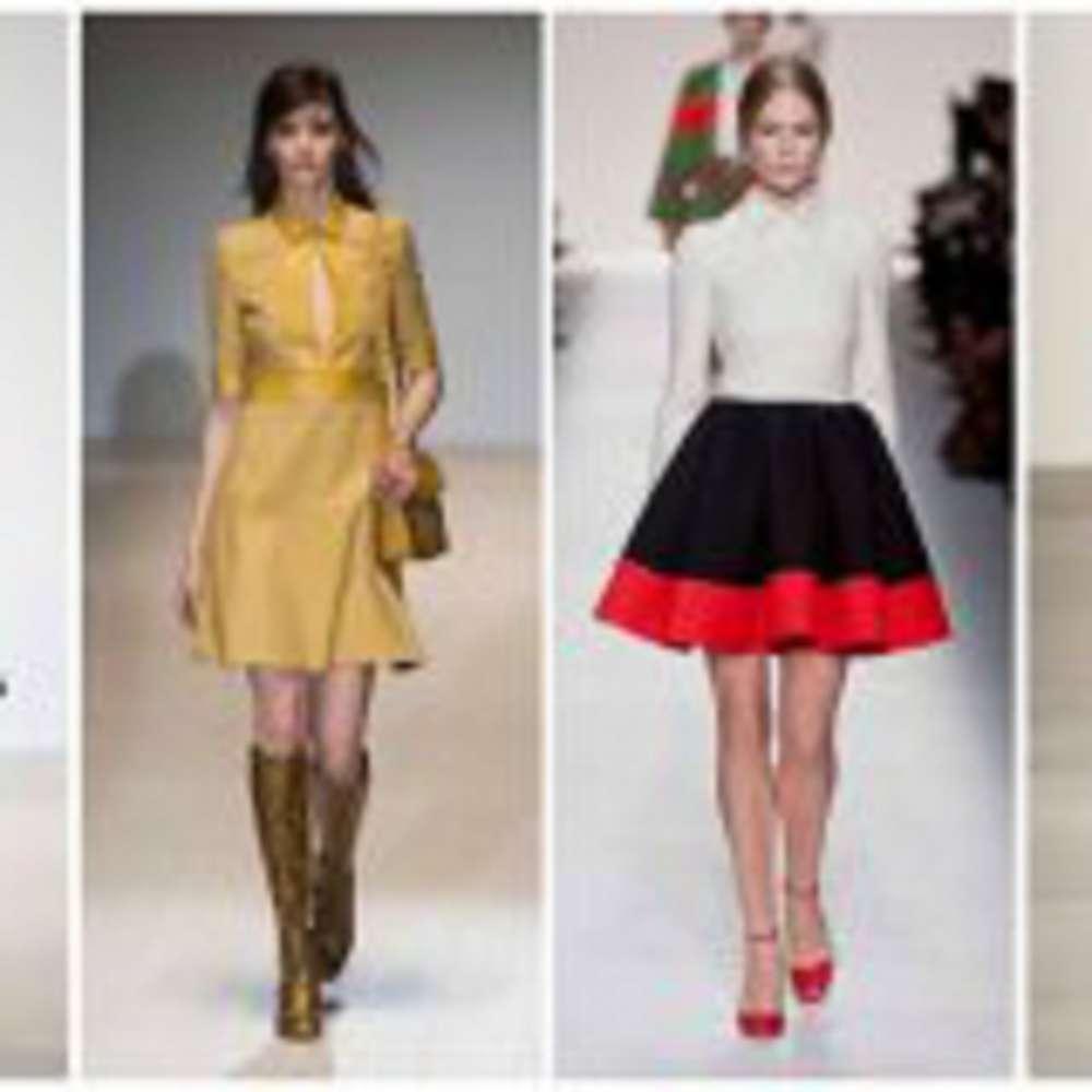 Модные тенденции осени 2015