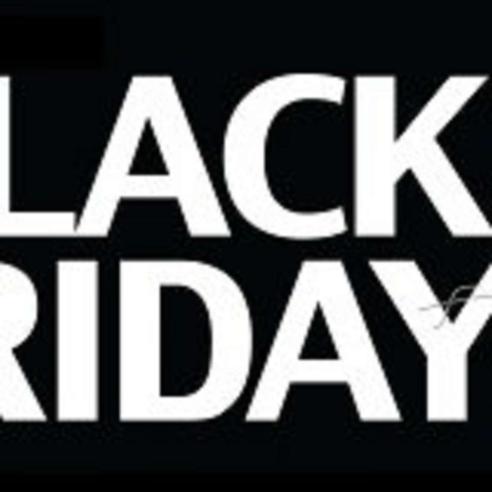 Черная пятница приближается! Не пропусти тотальные распродажи!