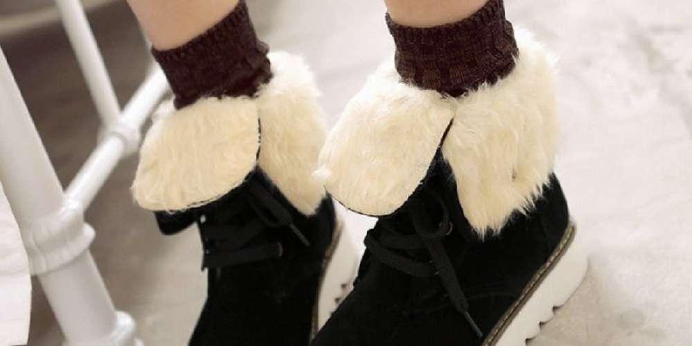тренд зимней обуви на 2017