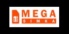 Megasimka купоны